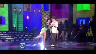 Showmatch 2014 - El tango de Aníbal Pachano y Laurita Fernández