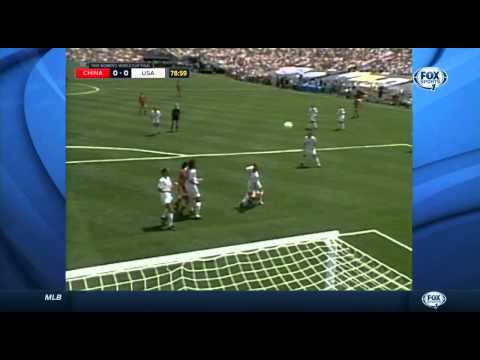 USWNT China 1999 Women's World Cup Final Full Game USA FOX SPORTS ABC
