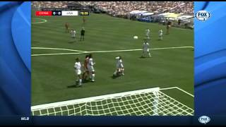 USWNT China 1999 Women\'s World Cup Final Full Game USA FOX SPORTS ABC