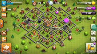 First video on my new you tube channel.||clash of clans||Coc tech