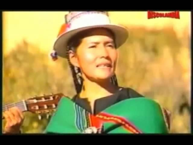Luzmila Carpio - Ch'uwa yaku - Agua cristalina (Subtitulado Quechua - Español)
