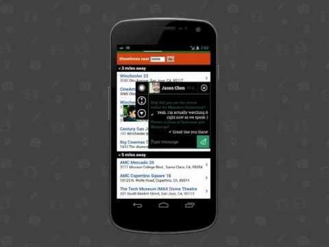 Ninja SMS app