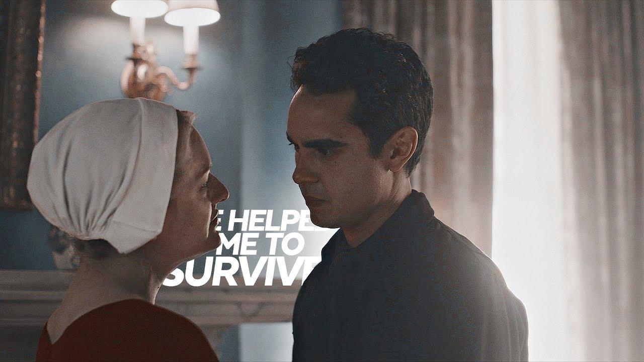he helped me to survive | nick & june