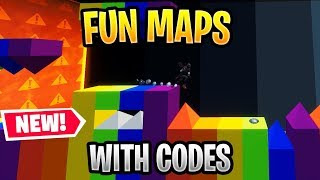 Most Fun Maps In Fortnite Creative Mode With Codes