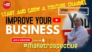 ???? TO START AND GROW A YouTube CHANNEL Top 5 Tips (YouTube Audio Library) #MaRétrospective #1KCreator