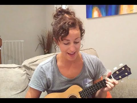 At Last - Etta James (Ukulele Cover By Arielle)