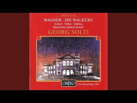 Die Walküre, WWV 86B: Act I Scene 1: Prelude