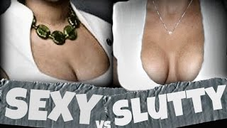 Sexy vs. Slutty