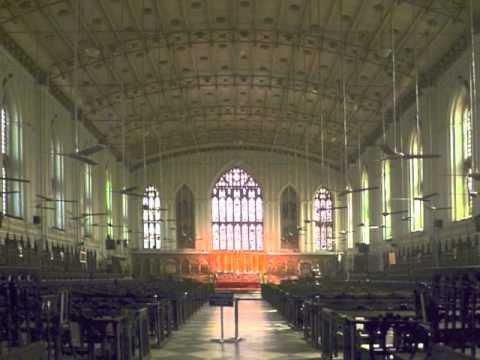 Heathcote Statham - Rhapsody on a Ground 'Father' Willis organ at Ewell St.Mary's