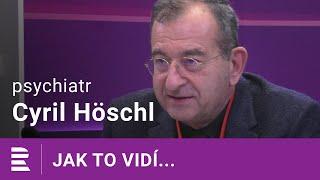 Cyril Höschl: Psychóza kolem koronaviru. Jak si zachovat chladnou hlavu?
