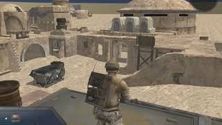 Star Wars First Assault Tatooine in Battlefront2 mod map