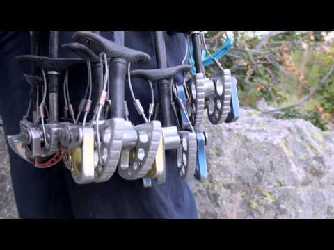 Essentials Of Climbing Trad Climbing