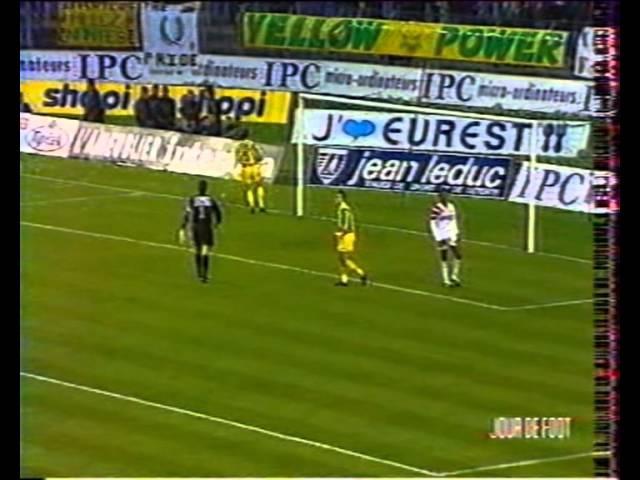 FC Nantes - RC Lens 2-1 - 1993-1994