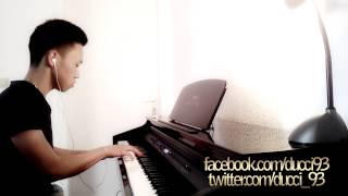 Hurts - Blind (piano cover by Ducci, lyrics, download, HD)