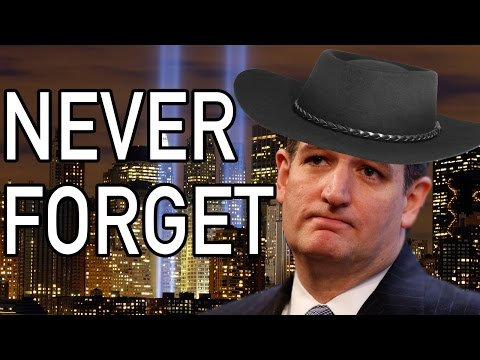 Did 9/11 F*ck Up Ted Cruz Enough To Enjoy Country Music?