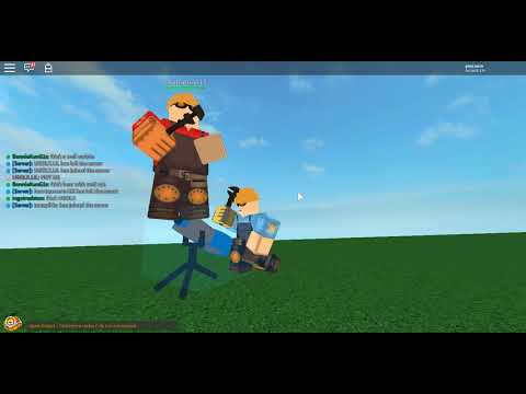 Roblox Script Showcase Episode 44 Tf2 Engineer Youtube