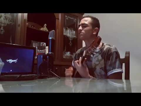 Nacho, Justin Quiles - Romance (Cover )