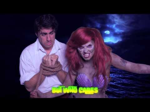 Scariel - Part of Your Brain (Zombie Little Mermaid)