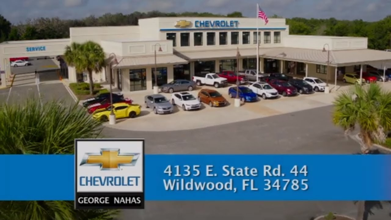 George Nahas Chevrolet Your Satisfaction Is Important To Us So We Want To Sincerely Thank You Youtube