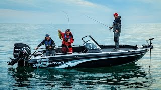 NITRO Boats: 2016 ZV18 Performance Multi-Species Fishing Boat