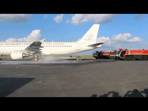 Démonstration SSLIA Aéroport CDG 15/09/2014 2/2