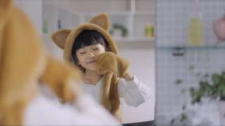 東宝ホームCM 「サラサラ萌々果ちゃんver」 ゴロゴロサラサラ可愛すぎで...