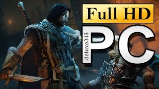 Middle-earth: Shadow of Mordor Gameplay (PC HD)