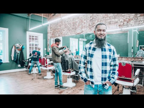 Nomad Barber - Widow Maker (Cape Town)