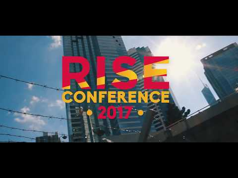 Advocado Films at RISE Conference in Hong Kong!