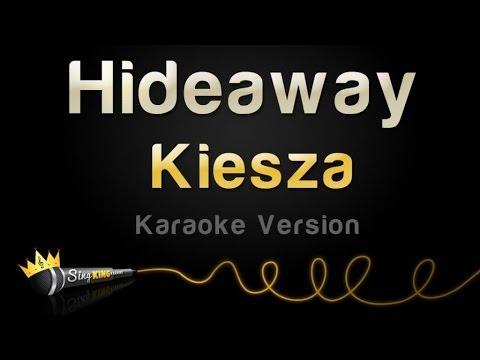 Kiesza - Hideaway Karaoke