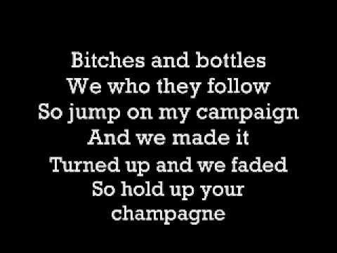 Lil Durk ft King Louie - Bitches & Bottles - Lyrics