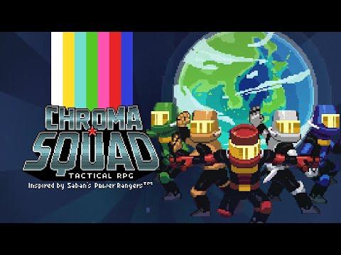 chroma squad ep 2, NEW SET FOR THE SHOW!  