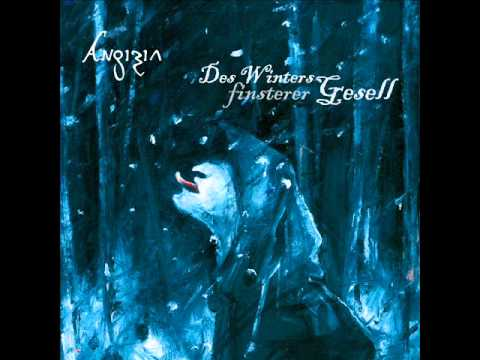 Angizia  Des Winters finsterer Gesell Full Album