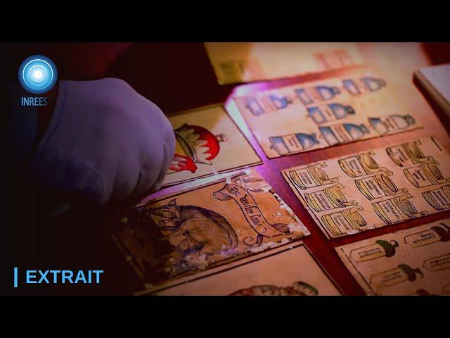 Les surprenantes origines du tarot de Marseille...