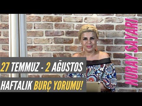 Haftalık Burç Yorumları - NuraySayarı - Tüm Burçlar! Videonun Sonunda Haftanın Enleri!😘😘