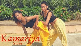 Kamariya | STREE | Best Dance For Girls | Jazz  | Panchi Singh Choreography