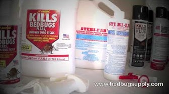 Bed Bug Kit Review Including New Bedlam Plus and JT Eaton Kills Bed Bugs Plus