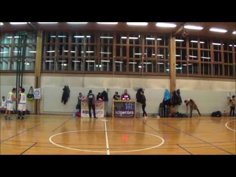 Liga Sa Kanto - Freshmen vs Geneva Legends