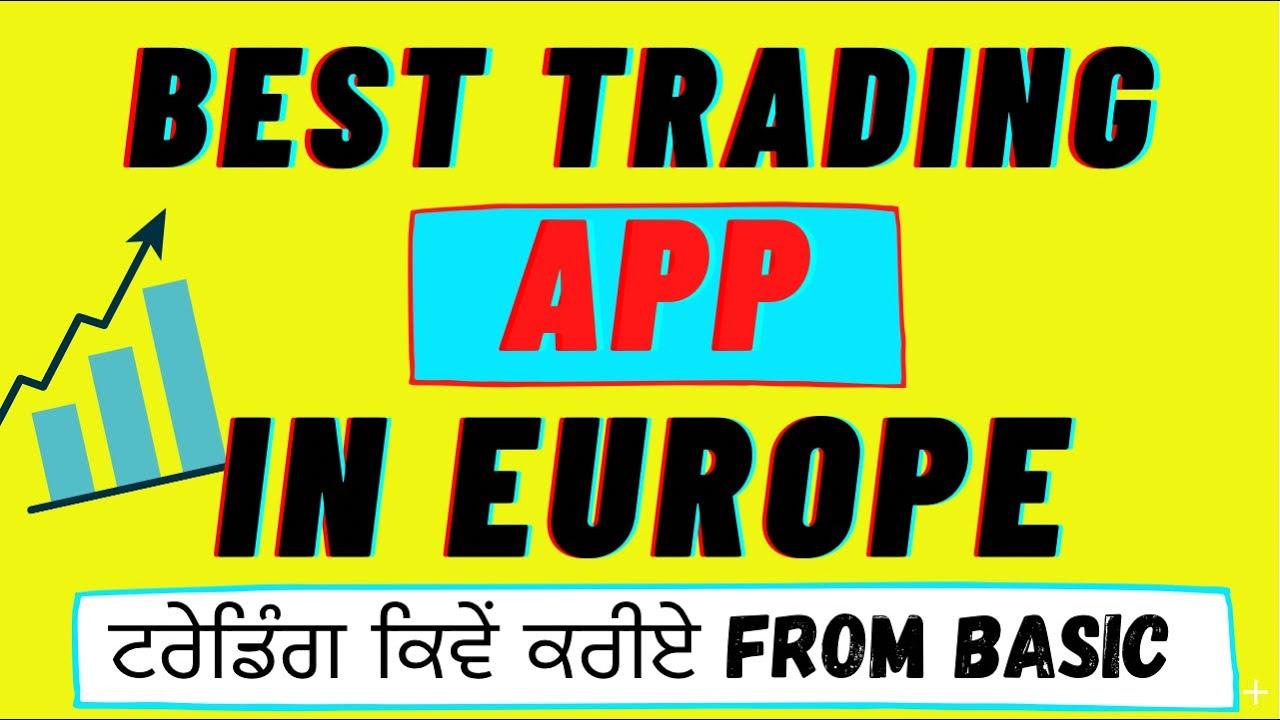 best trading app in italy)