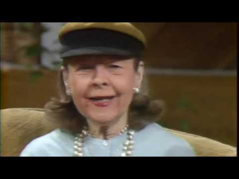 Ruth Gordon: I ed Ruth three years before she died. My favorite because of her spunk!