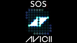 Avicii - SOS ft. Aloe Blacc (Launchpad Pro Cover)