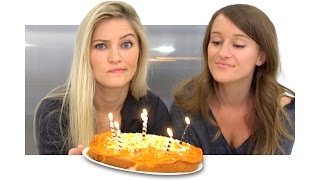 How to make a birthday cake! | iJustine