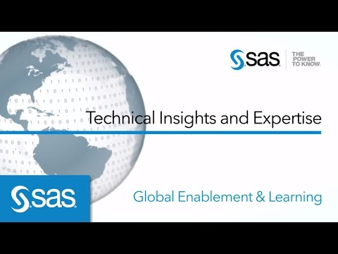 Understanding and Using SAS LASR Analytic Server Access Tools
