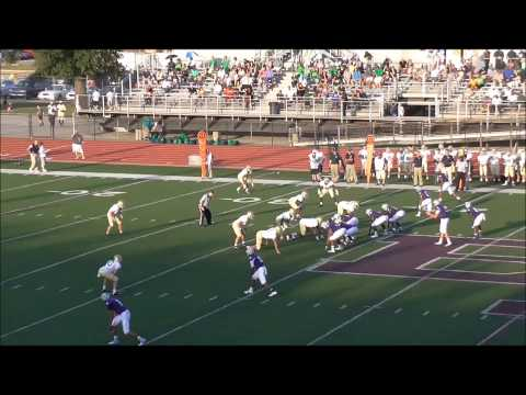 Indianapolis Cathedral (IN) @ Indianapolis Ben Davis (IN) 2014 1st Half