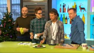 McFfly - Dougie and Tom on Sunday Brunch [Full Video]