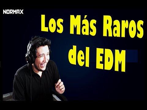 Géneros de la música electrónica LOS MAS RAROS