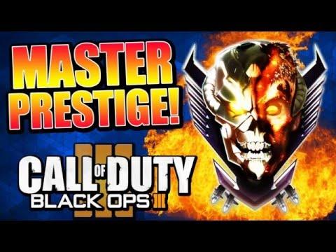 Black Ops 3 | Master Prestige Glitch | WORKING AFTER PATCH!!