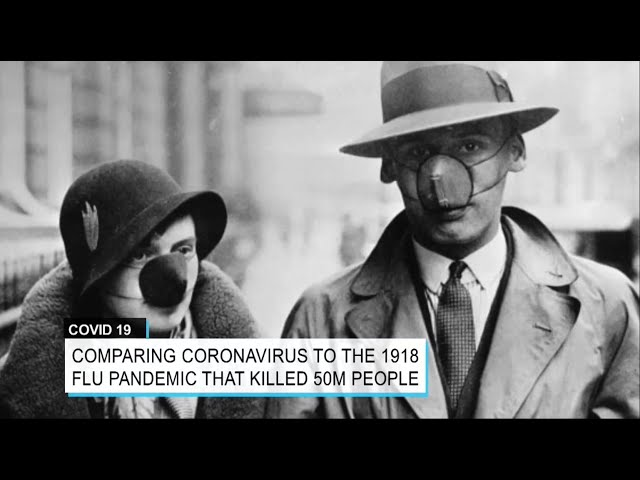 COVID-19: Comparing Coronavirus to the 1918 Flu Pandemic That Killed 50m People