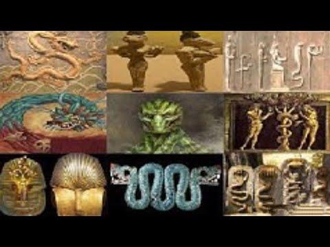 Die Mystische Symbolik der SCHLANGE -  Ihre Verborgene Bedeutung In Allen Alten Kulturen - KOMPLETT