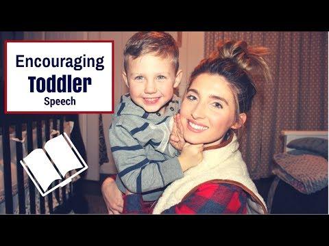 Toddler Speech / Tips To Encourage Language Development